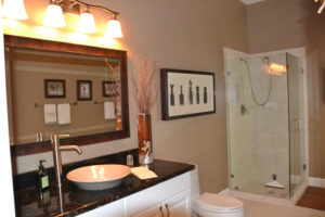Bathroom Shower Full Remodel