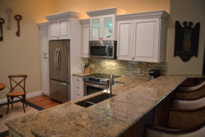 Kitchen Cabinet and Countertop Remodel