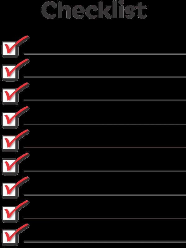 checklist-1275665_1280