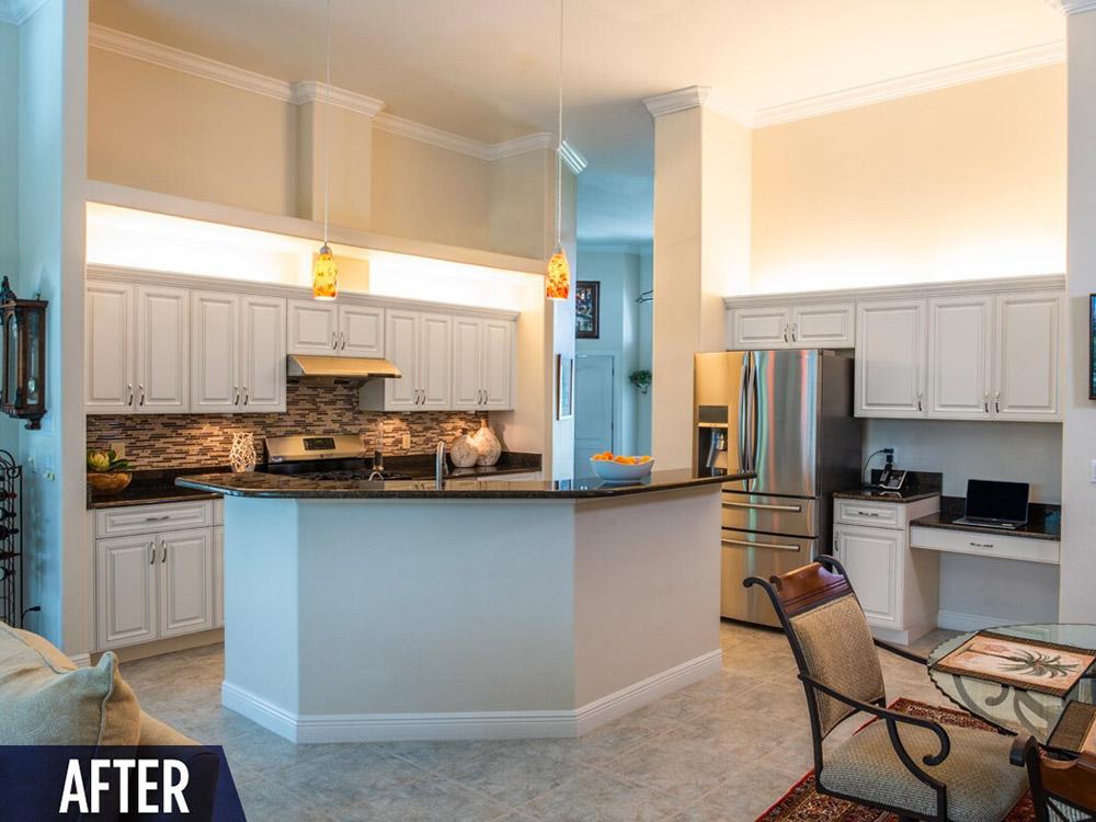 Cornerstone Kitchen After Remodel